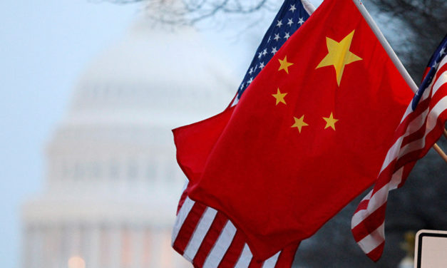 US Vice President Threatens China With 'All-Out Cold War'