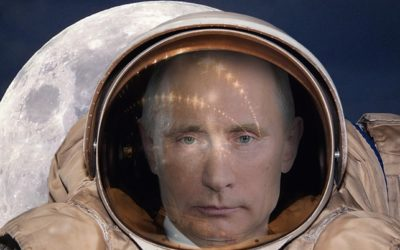 Russia Plans to Populate Future Moonbase With Robotic 'Avatars'