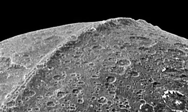 20KM High & 200KM Thick: The Most Perplexing 'Mountain Range' In Our Solar System