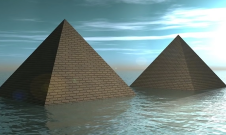 Geological Proof 13000 Years Ago an Ancient Flood Wiped Planet Earth Clean [VIDEO]