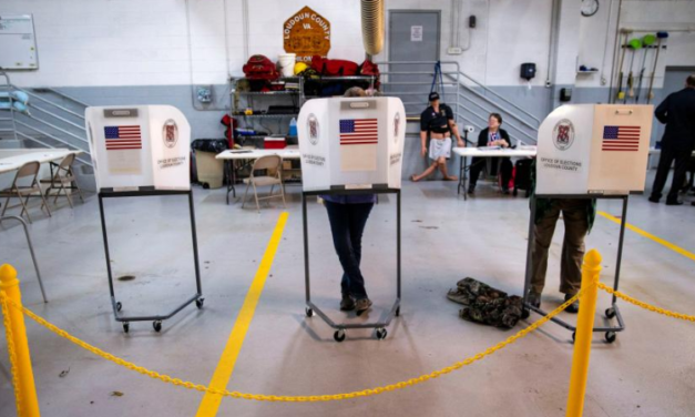 America Heads to the Polls
