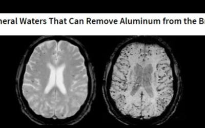 3 Mineral Waters That Can Remove Aluminum from the Brain [VIDEO]