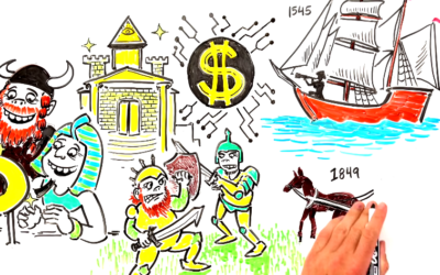 The Richest Man In History – The Science Behind GOLD [VIDEO]