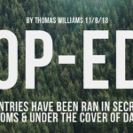 All countries have been ran in secret back rooms & under the cover of darkness [VIDEO]