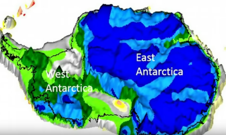 Remnants Of Ancient Continents Discovered Beneath Antarctica's Ice [VIDEO]