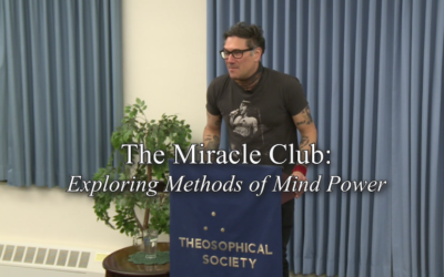 Mitch Horowitz – The Miracle Club: Exploring Methods of Mind Power