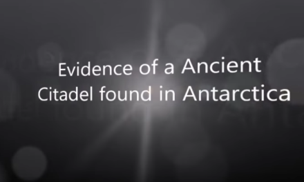 Evidence of a Ancient Citadel Found in Antarctica [VIDEO]