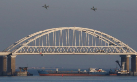 Russia seizes Ukrainian ships near annexed Crimea after firing on them