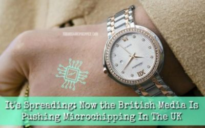 It's Spreading: Now the British Media Is Pushing Microchipping In The UK
