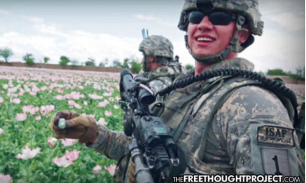 """As the US Spent $1.5 Million a Day to """"Fight"""" Afghan Heroin Production, Heroin Output Quadrupled"""