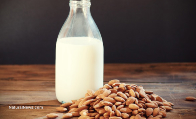 Commercial almond milk exposed as fake beverage thickened with carrageenan instead of almonds