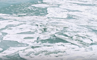 """UNEXPECTED"" Heat Anomaly Below Antarctica Melting Ice.. [VIDEO]"