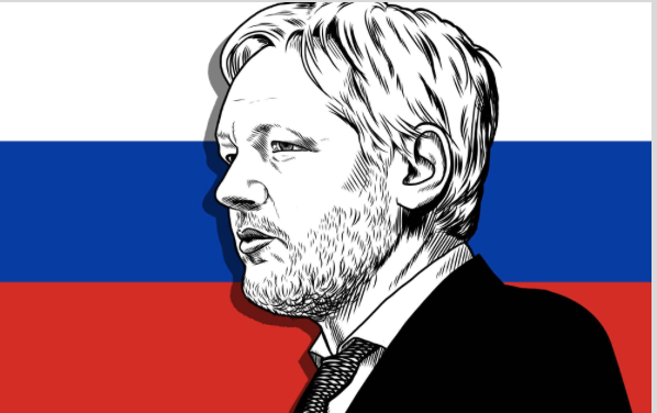 The Guardian's Desperate Attempt To Connect Assange To Russiagate Backfires