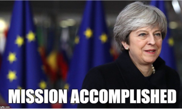 May Forces Brexit Betrayal to its Crisis Point //4 resignations and counting: May's government 'falling apart before our eyes' over Brexit deal