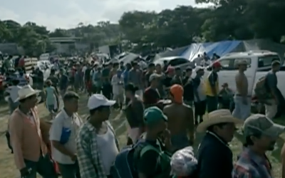 New video shows migrant caravan is 'organized, well-funded' [VIDEO]