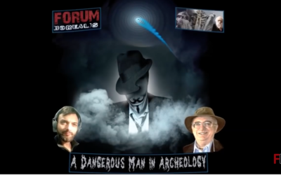 Forum Borealis: A Dangerous Man in Archeology – A conversation with Michael Cremo [VIDEO]