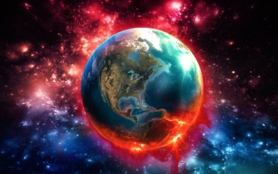 Scientists Explain How Earth's Magnetic Field Connects All Living Systems