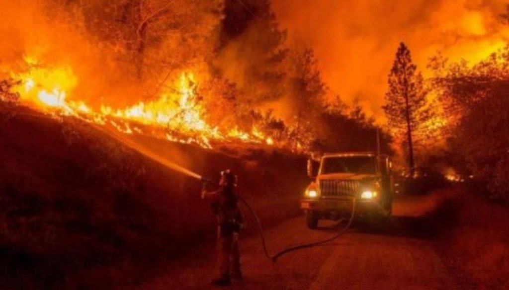Why Hasn't Geoengineering Been Used To Stop The California Wildfires?