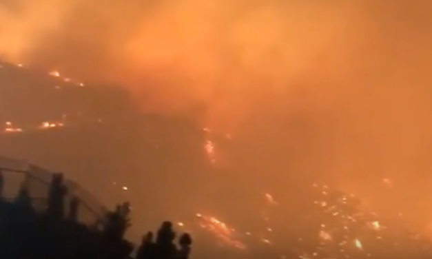 Malibu Under Evacuation As Woolsey Fire Destroys Everything In Its Path — Strange Energy Signatures Detected [2VIDEOs]