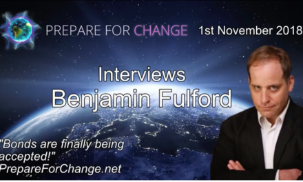 Benjamin Fulford Interview: Bonds are finally being accepted! [VIDEO]