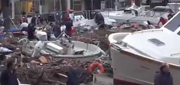 Severe storms claim 27 lives across Italy, one of the most complex meteorological situations of the past 50 to 60 years