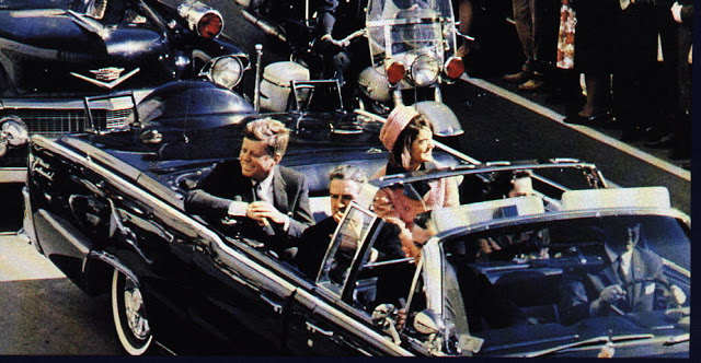 Kennedy Assassination. How many in the car?