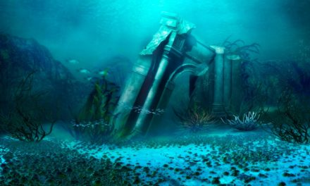Ancient Underwater Ruins Found off the Coast of Spain… Atlantis Again?