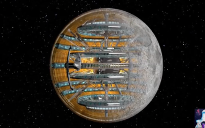 The Moon is Artificial and I Can Prove It: Alien Observatory [VIDEO]