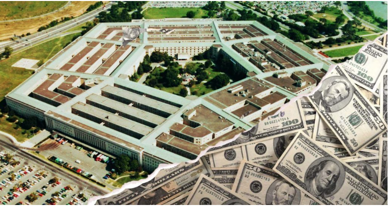 The Pentagon Fails Audit – $21 Trillion in Transactions Could Not Be Traced, Documented, or Explained