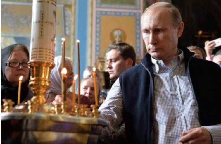 Putin's Orthodoxy: A few words about his religious views, values and spirituality