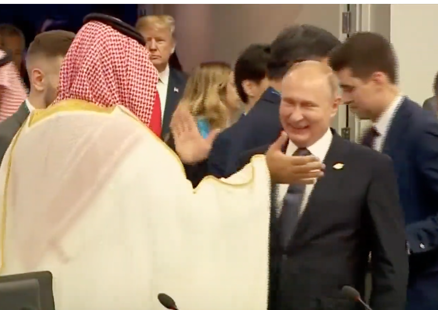 When Putin Met Bin Sally // Putin's Meeting With Saudi Crown Prince At G-20 Could Overshadow OPEC