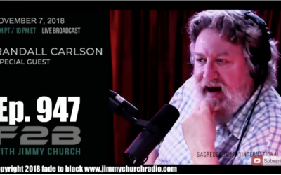 FADE to BLACK Jimmy Church w/ Randall Carlson : The Conversation [VIDEO]