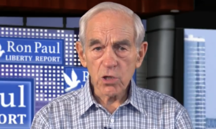 Ron Paul Weekly Update — President Trump's Iran Policy – Is It 'Normal'? [VIDEO]