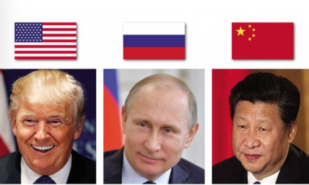 Robert Steele: Trump-Putin-Xi: Reflections on What Is Not Visible…
