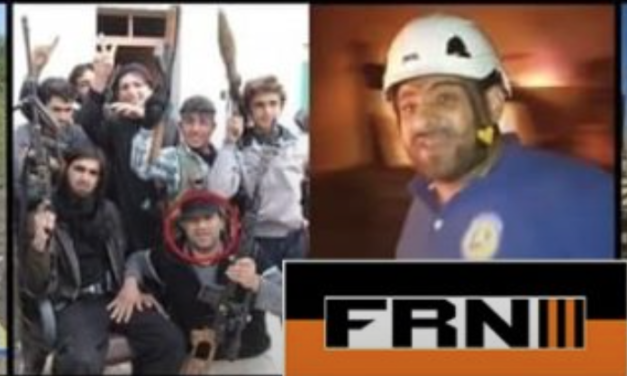 MOSCOW EXPOSES WHITE HELMETS FILMING BRAND NEW FALSE FLAG ALEPPO CHEMICAL ATTACK