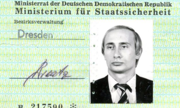 Was he a Stasi officer? Mystery surrounds 'discovery' of Putin's East German 'intel ID'