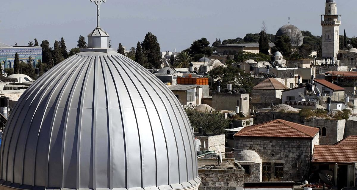 Israel expropriates almost 70 acres of Catholic Church property