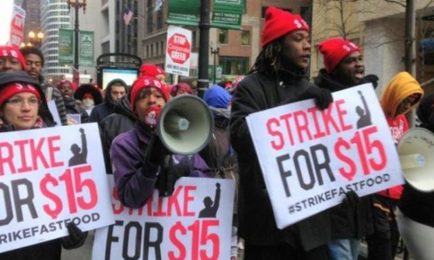 Millions Of Minimum-Wage Workers Will See Higher Pay In 2019