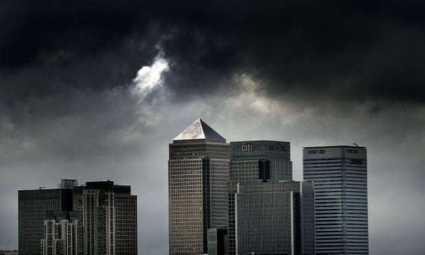 IMF warns storm clouds are gathering for next financial crisis
