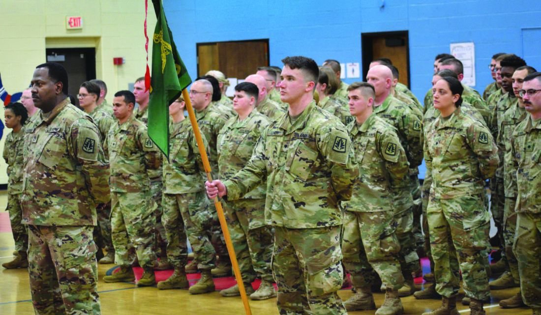 305th Military Police Company Deploys to Guantanamo Bay — Prep for Mass Arrests?