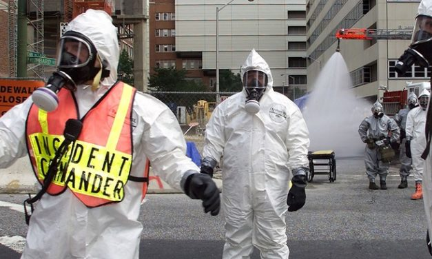 The Government's Bioterror-Response Website May Be Leaking Sensitive Data
