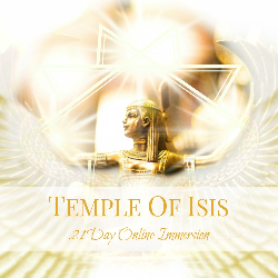 Webinar – TEMPLE OF ISIS WITH LEYOLAH ANTARA