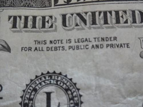 Retailers Rejecting Customers' Cash As More Ban Paper Money