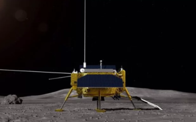 China Launches 1st Mission to Land on the Far Side of the Moon