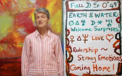 Full Moon in Cancer 21st / 22nd December – Happy Solstice! [VIDEO]