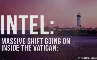 Massive shift going on inside the Vatican [VIDEO]