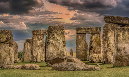 Origin of Stonehenge and the Evolutionary Development of Humans