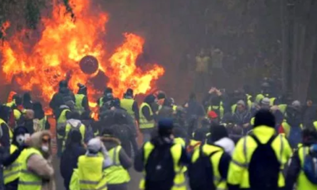 The Riots in France Are NOT Just About Taxes