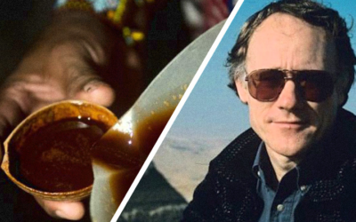 GRAHAM HANCOCK RECENTLY DRANK AYAHUASCA AND RETURNED WITH THIS IMPORTANT MESSAGE FOR HUMANITY