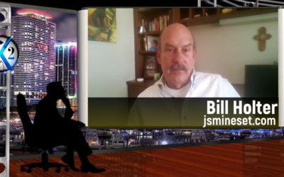 Fed Will Be Blamed, Arrests Will Be Made, Timing Is Everything: Bill Holter